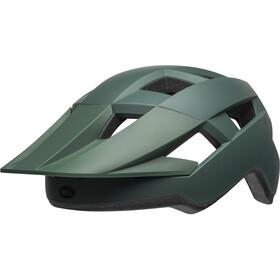 Bell Spark Cykelhjelm grøn/oliven